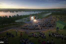 Camp Strake Campfire Arena