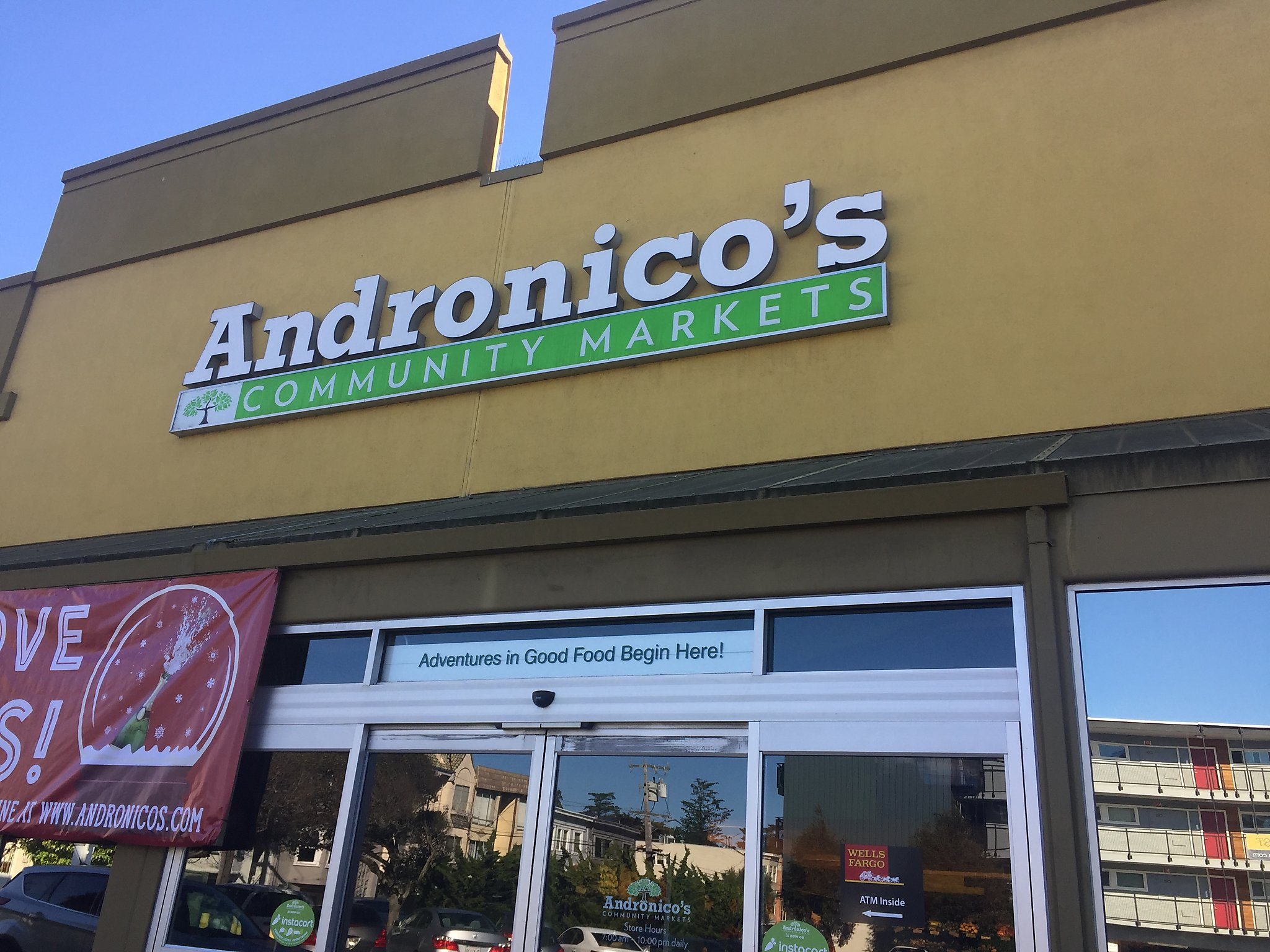 Safeway might bring back the Andronico's name - SFChronicle com