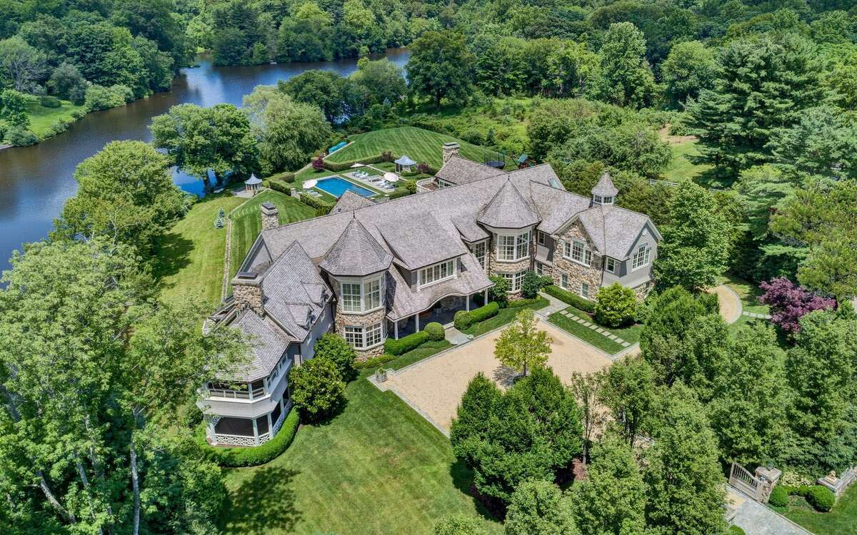The home at 35 Close Road, in backcountry Greenwich, Conn., has sold for $11.2 million.