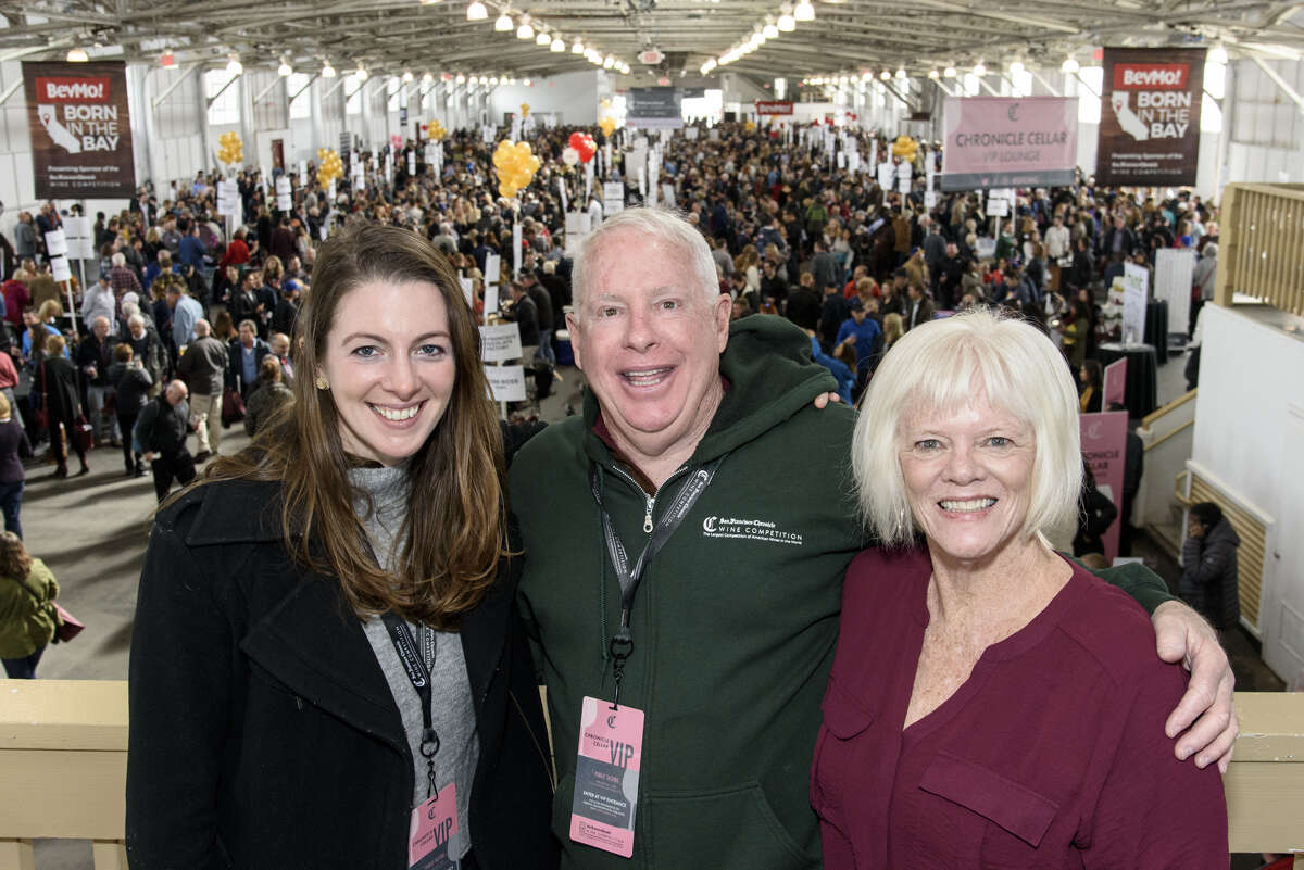 The 2019 San Francisco Chronicle Wine Competition's Public Tasting event held at the Fort Mason Center in San Francisco on Saturday, Feb. 16, 2019.