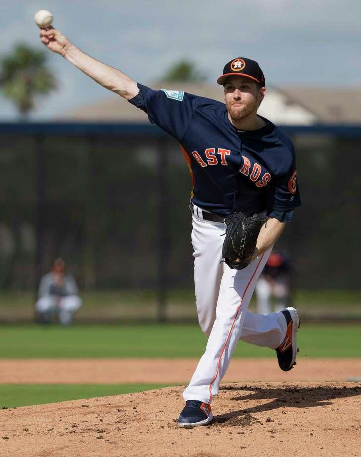 Feb. 22: Astros spring training - Houston Chronicle