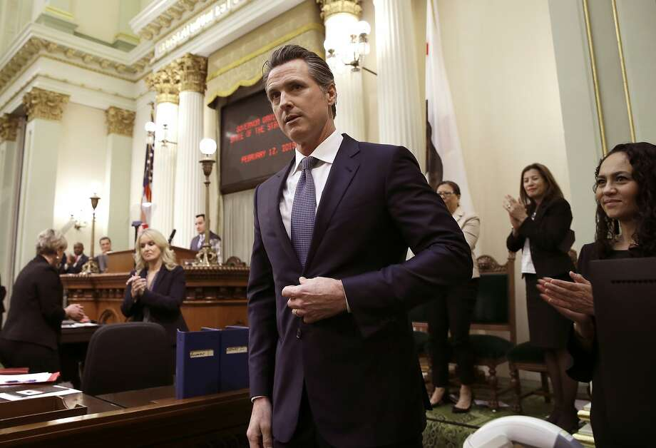 Gov. Gavin Newsom vetoed a bill that would have provided a state tax deduction for contributions to California's 529 college savings program, known as ScholarShare. Photo: Rich Pedroncelli / Associated Press