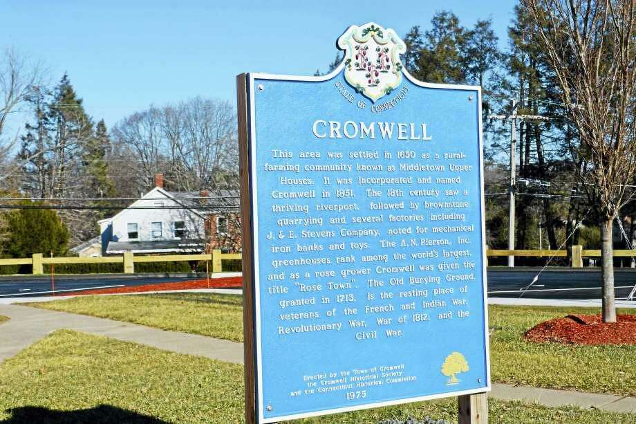 Town of Cromwell Photo: File Photo /