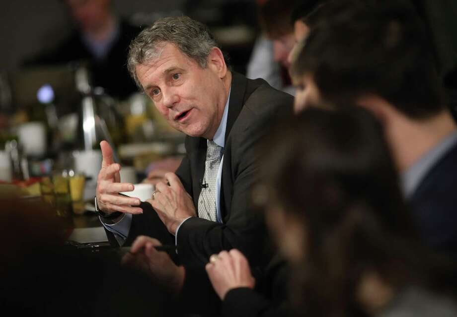 Sen. Sherrod Brown, D-Ohio, thrives in a red state. He's independent but pragmatic. . Photo: Win McNamee /Getty Images / 2019 Getty Images
