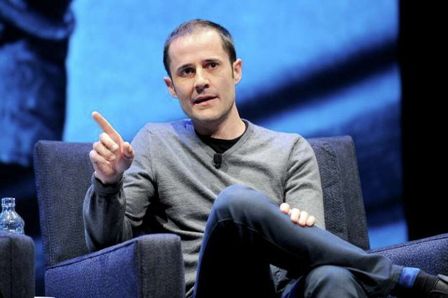 "Twitter cofounder and former CEO Evan Williams will step down from the public company's board of directors, the company announced Friday. ""It's been overwhelmingly interesting, educational -- and, at times, challenging,"" Williams said. Photo: Brad Barket / Getty Images"