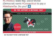 State Rep. David Michel was sworn in 46 days ago, and has signed off on 177 bills since, averaging more than four bills a day. One, to tax methane, got him a mocking from the state GOP on Twitter.