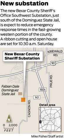 Bexar County Sheriff's Office Substation