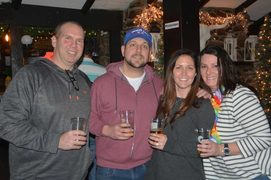 The Hops Company in Derby held its annual Kona Luau on February 22, 2019. Guests enjoyed the release of the Kona beer as well asbeach prizes, Hawaiian music, limbo and hula hoop contests, a selfie station and tropical pizzas. Were you SEEN? Photo: Vic Eng / Hearst Connecticut Media Group