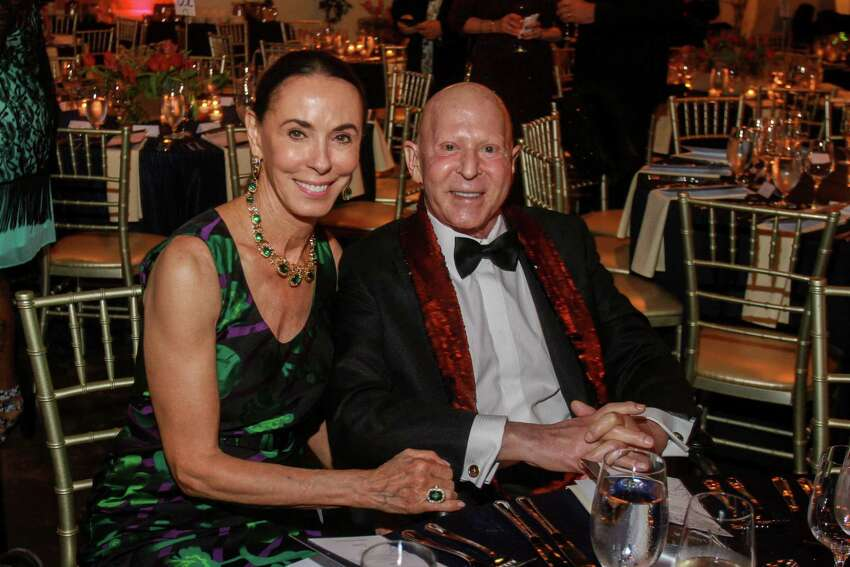 Stages Repertory Theatre gala-Wildcatters and real-life BFFs Lester Smith and Russell Gordy have a history of one-upping each other. This time,Smith surprised his longtime business partner with a $2.5 millioncheck.