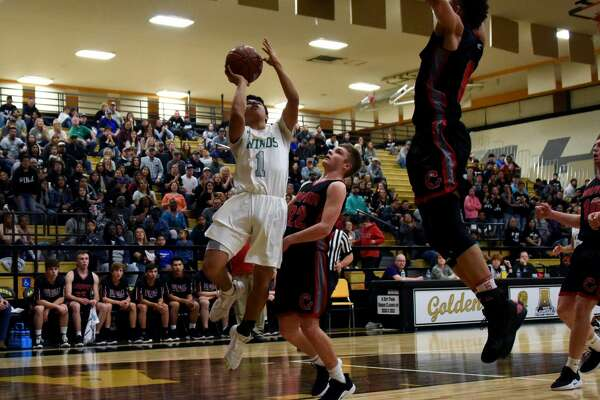 The TABC Class 2A, No. 9-ranked Gruver Greyhounds defeated the No. 24-ranked Floydada Whirlwinds, 74-50, to win the area championship on Friday night at Amarillo High School.