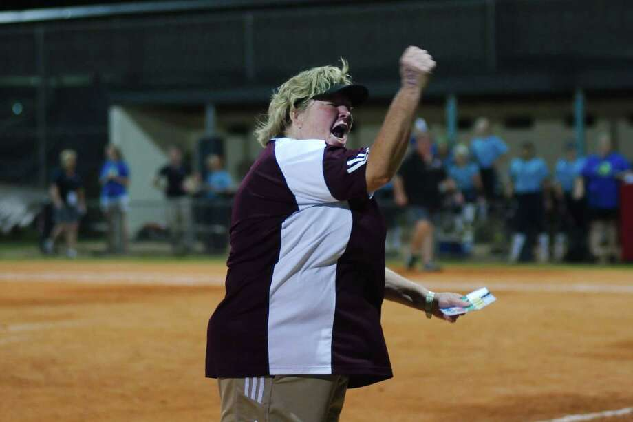 Pearland softball coach Laneigh Clark says the 11th annual Haynie Spirit Strike Out Cancer tournament will be rescheduled for March 28-30. Photo: KIRK SIDES / Kirk Sides