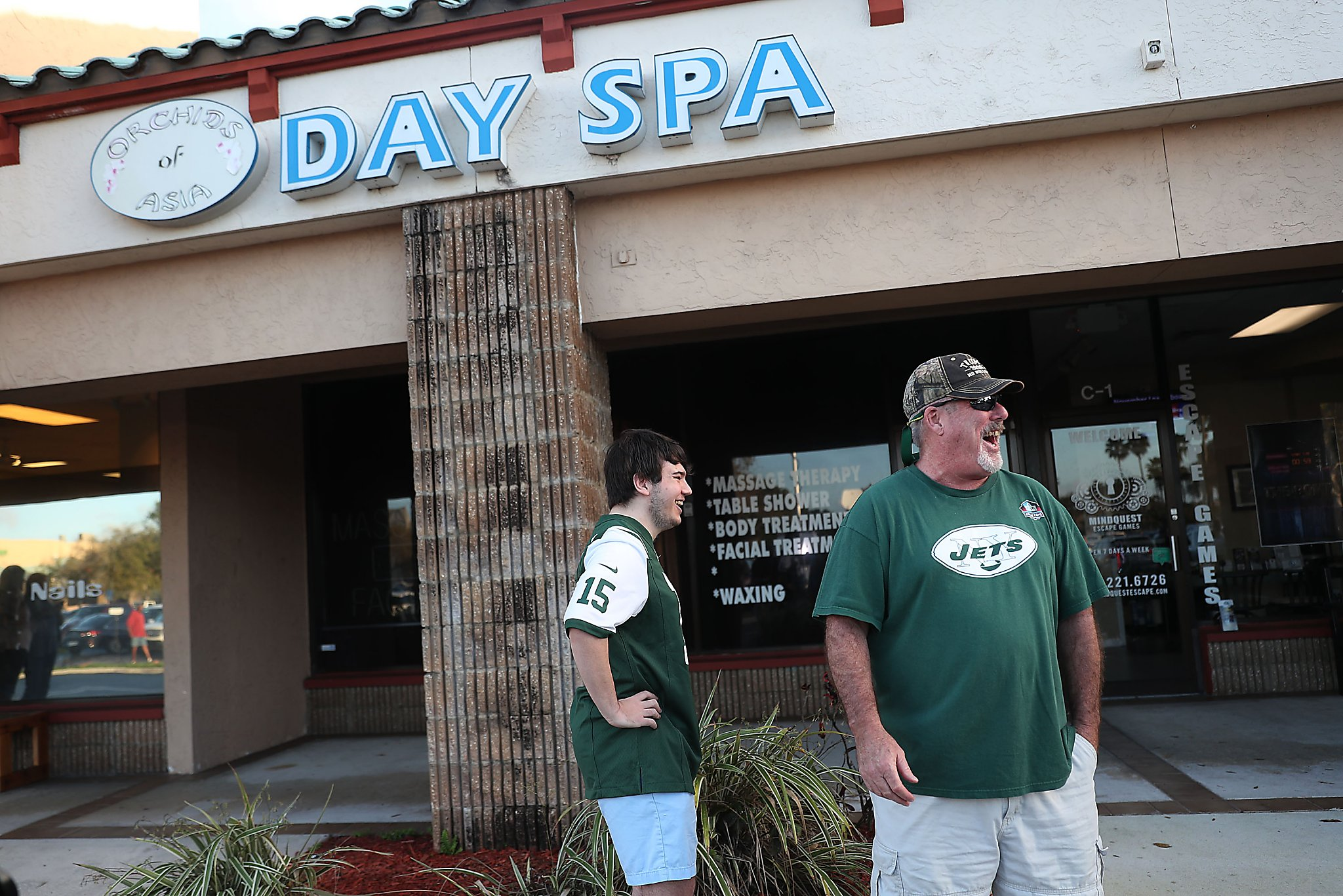 Massage-parlor sting unveils thriving trade of human trafficking