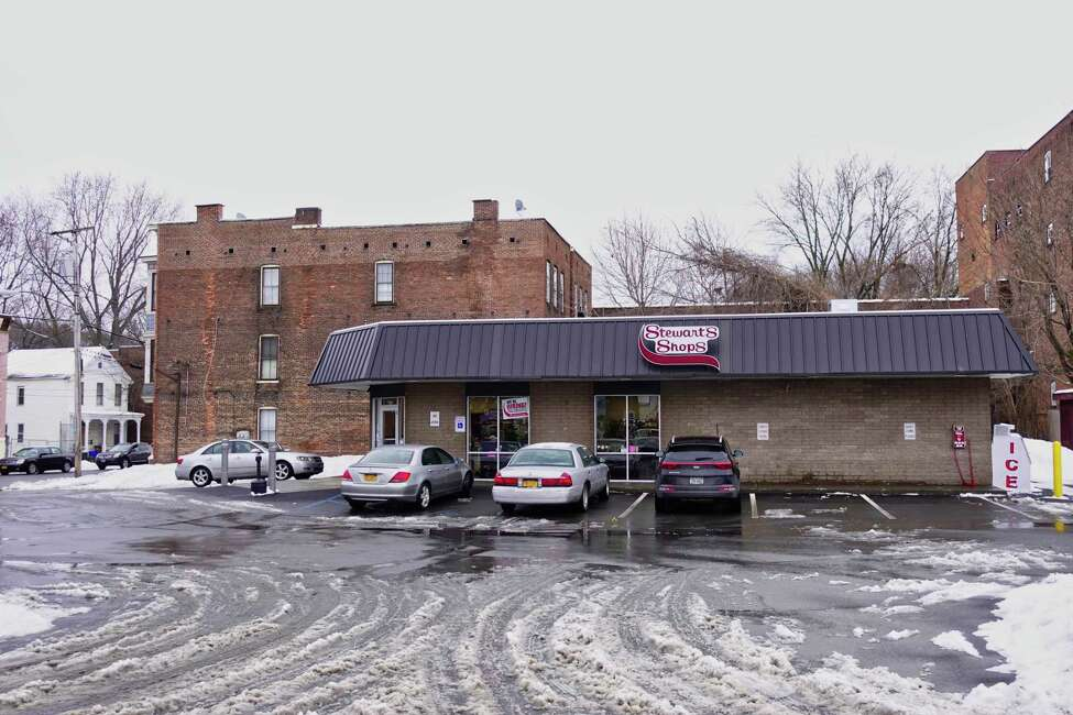 A view of the Stewart's Shop located at 3283 Sixth Ave., seen here on Wednesday, Feb. 13, 2019, in Troy, N.Y. Stewart's announced they will be closing the store. (Paul Buckowski/Times Union)