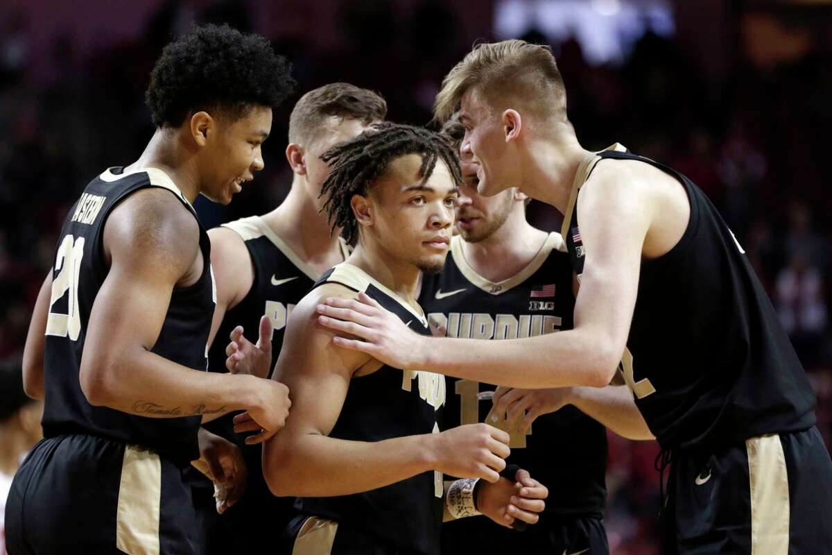 14. PURDUE (820 points) Record: 20-7