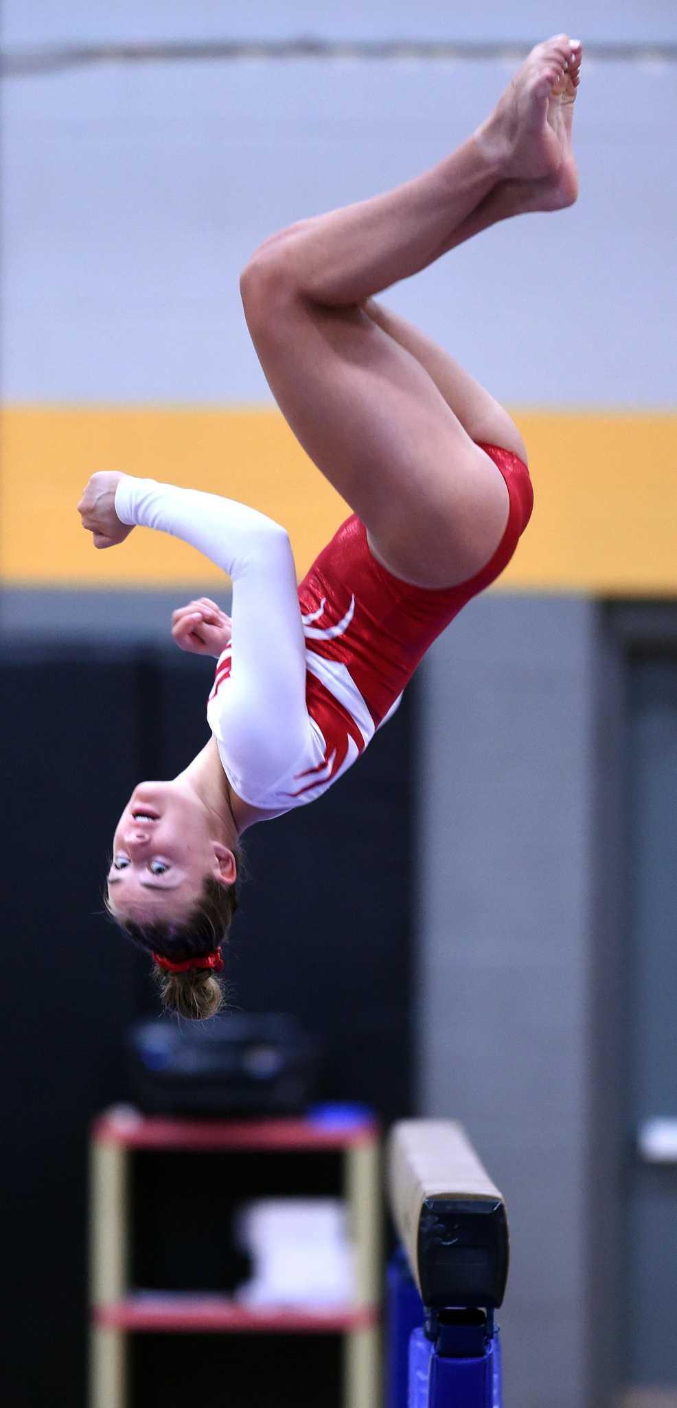 Pin by Erin DeBoer on Gymnastics - Uneven Bars