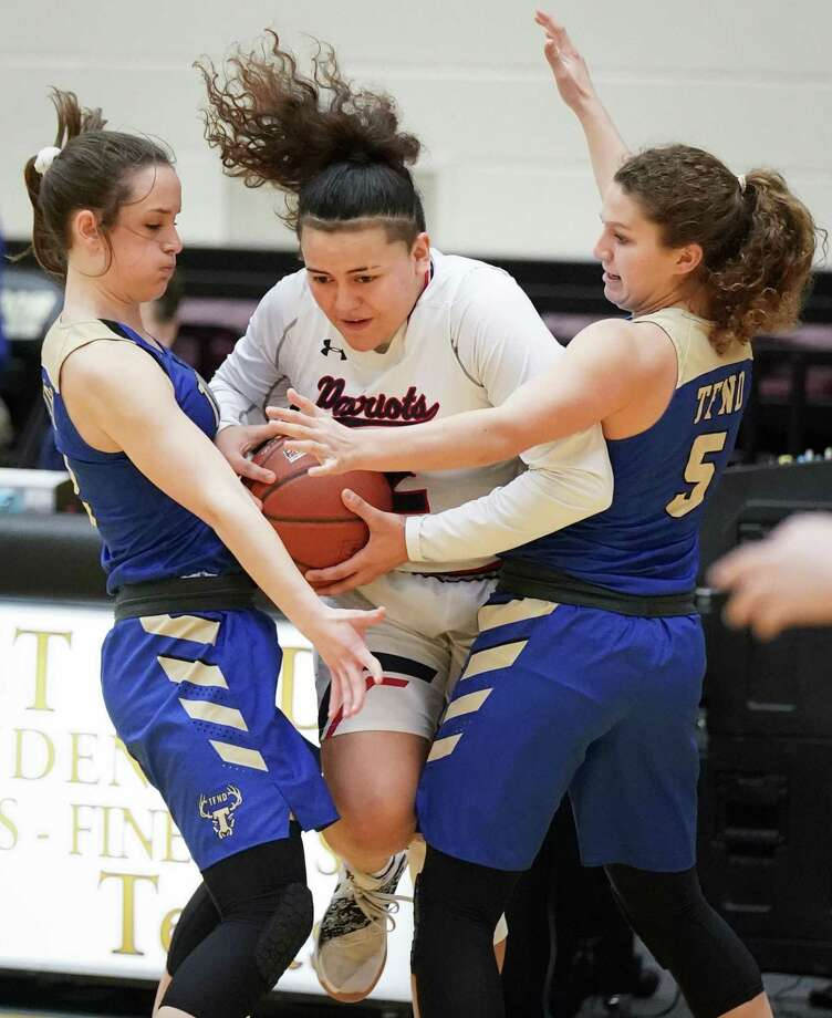 Girls Basketball State Playoffs Open For Handful Of: Tivy, Poth Advance To UIL State Tournament
