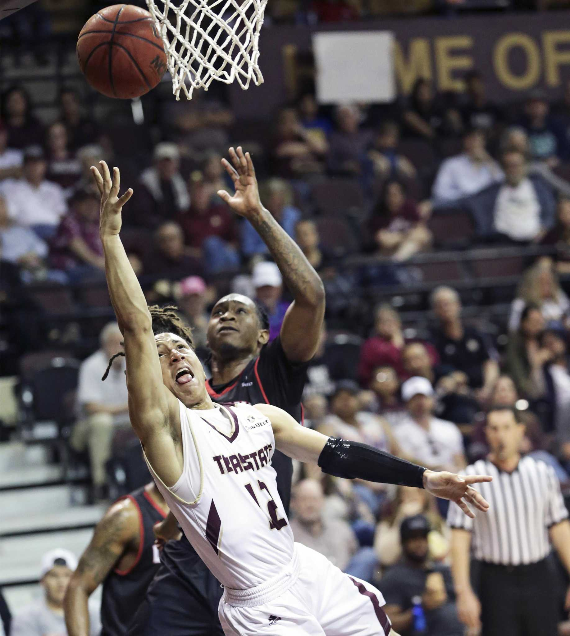 Texas State struggles offensively in Sun Belt semifinal loss