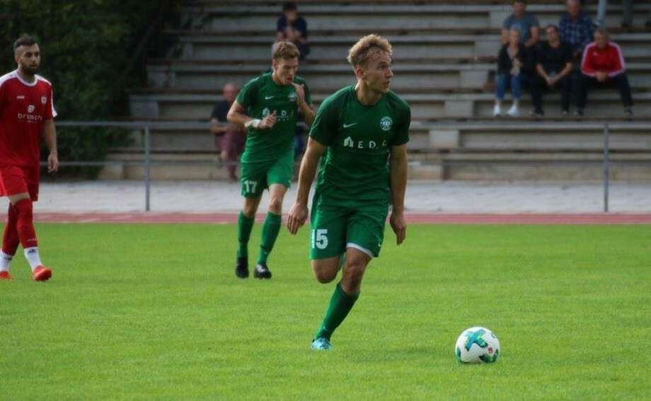 TAMIU men's soccer signed Munich, Germany native Lukas Mühlbauer on Friday. Photo: Courtesy Of TAMIU Athletics, File