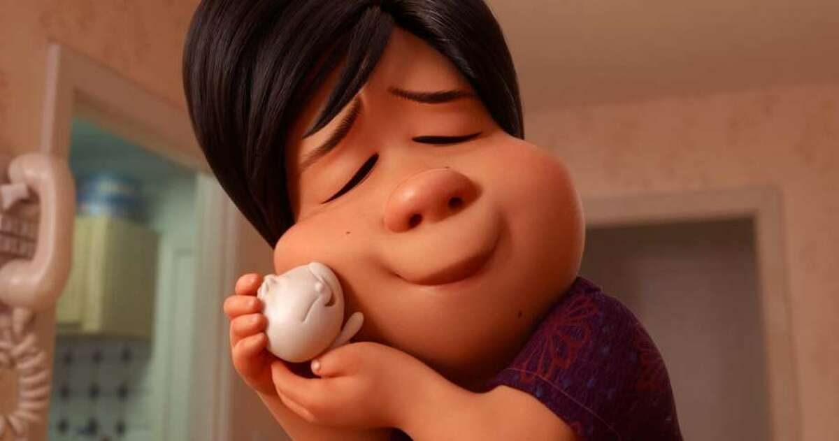 """The film, which is about a Chinese-Canadian mother who befriends a baozi dumpling that comes to life as a boy, was released along with """"Incredibles 2"""" in June 2018. Check out what Hollywood wore on the red carpet at the 91st Academy Awards. >>>"""