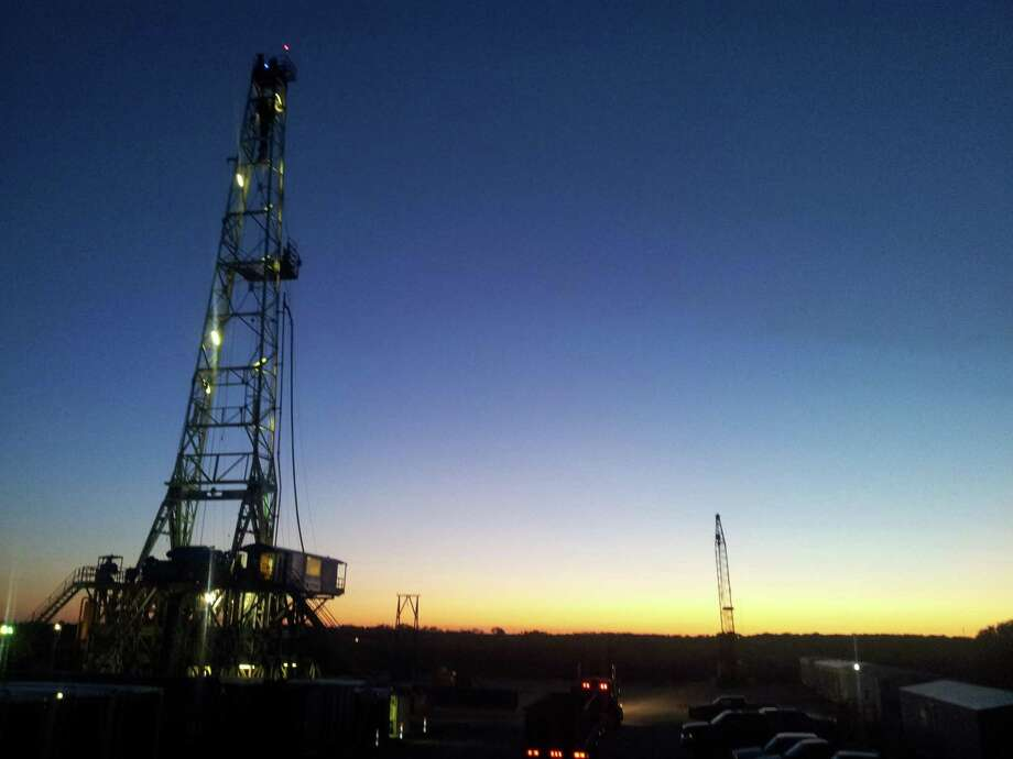 Sanchez Energy's Prost A1H well in Fayette County, in the Eagle Ford Shale Photo: Sanchez Energy / Sanchez Energy