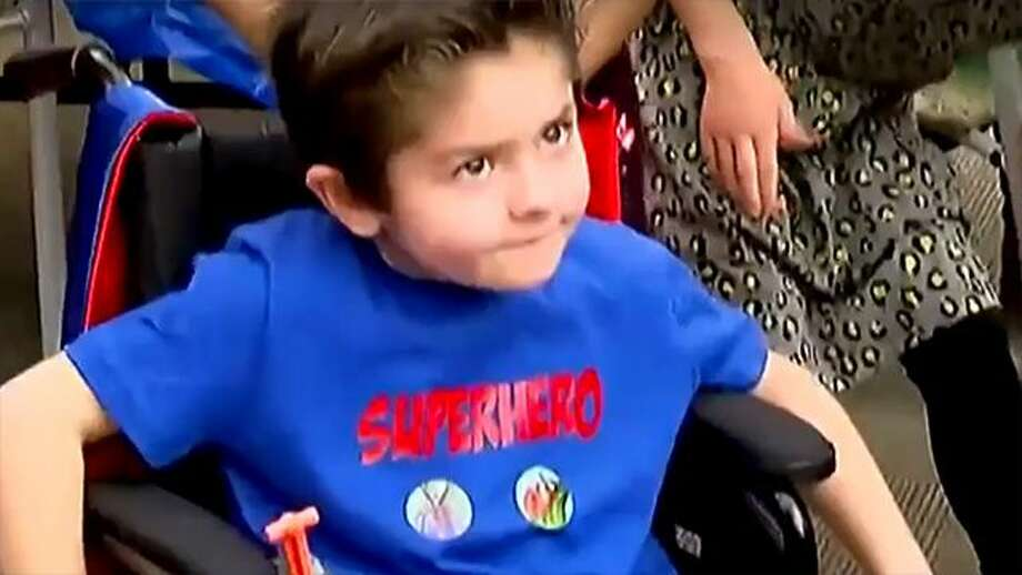 A young boy who received CPR for more than an hour is recovering.