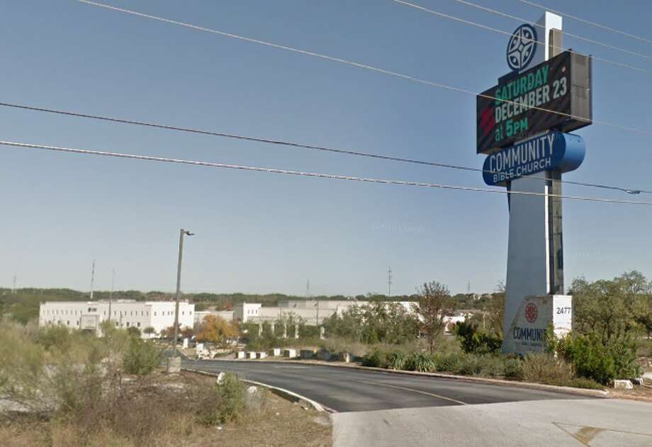 "A part-time employee at the Community Bible Church has admitted to ""inappropriate behavior"" with minors, Pastor Ed Newton said. Photo: Google Maps"