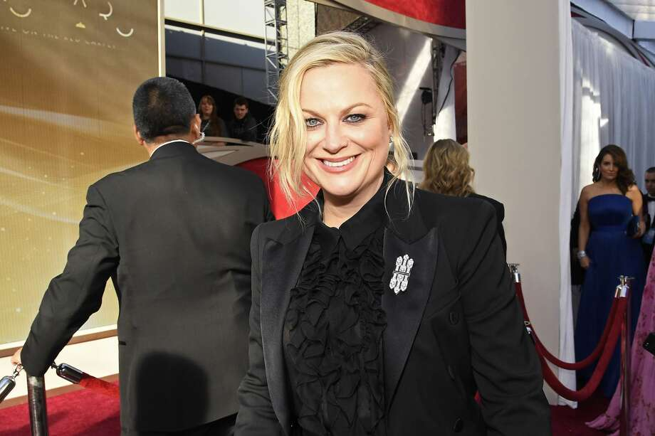 Amy Poehler attends the 91st Annual Academy Awards at Hollywood and Highland on February 24, 2019 in Hollywood, California. Photo: Kevork Djansezian/Getty Images