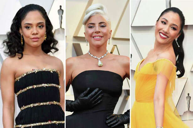 >> Click through the gallery to see the bold red carpet fashion choices from the 2019 Oscars.