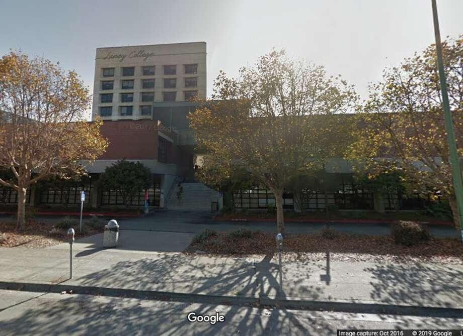 Laney College in Oakland Photo: Screengrab Via Google Maps