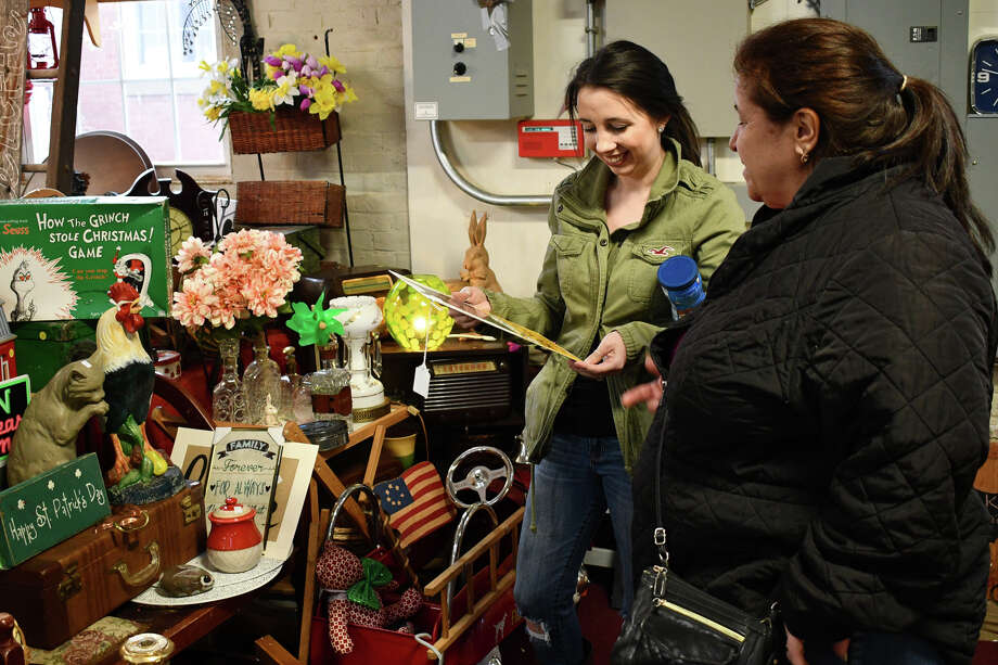 The New Brunswick Flea Market in Torrington, Conn, celebrated its first year in business on February 23 and 24, 2019. The special occasion was marked with giveaways, door prizes, mystery sales, a donut truck and music. Were you SEEN? Photo: Lara Green- Kazlauskas/ Hearst Media