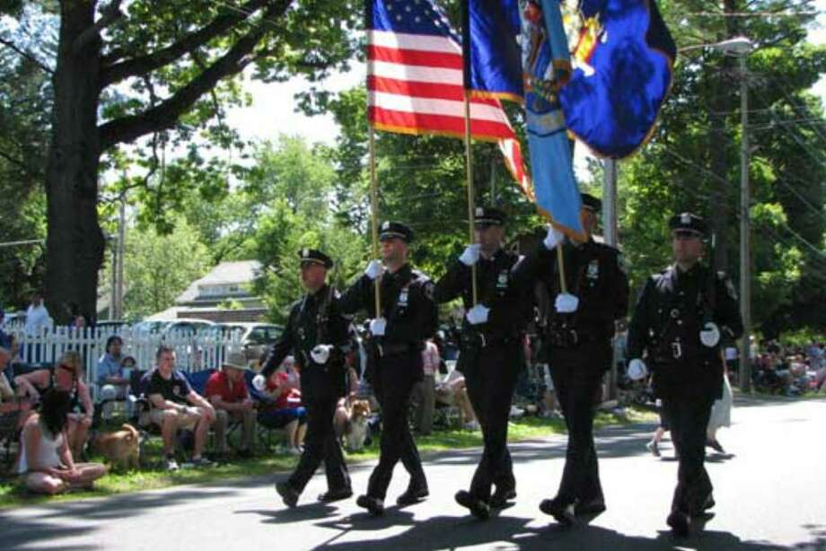 Were you seen at Bethlehem Memorial Day parade? Photo: Michael Huber