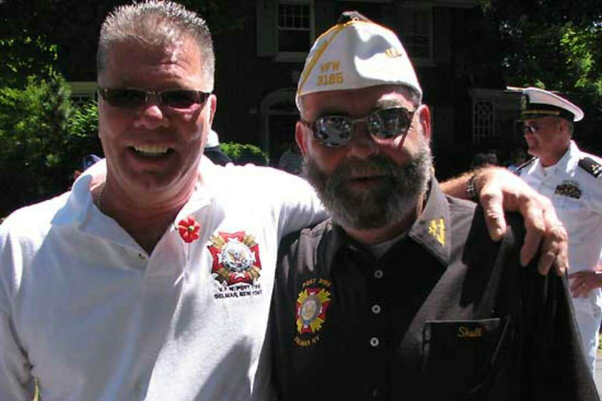 Were you seen at Bethlehem Memorial Day parade?