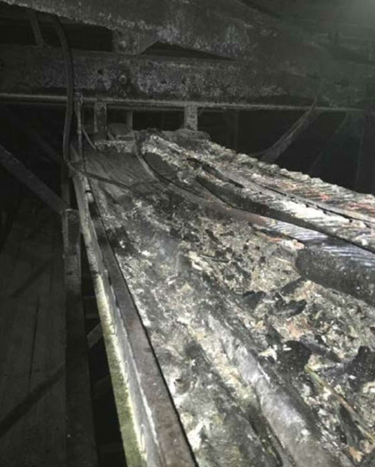 Nearly a week after a fire in a Milford electricial substation, there are still delays on Metro-North trains between New Haven and Stamford. The fire happened at 12:15 a.m. on Feb. 19, 2019 when there was a circuit breaker failure at an overhead traction power substation.
