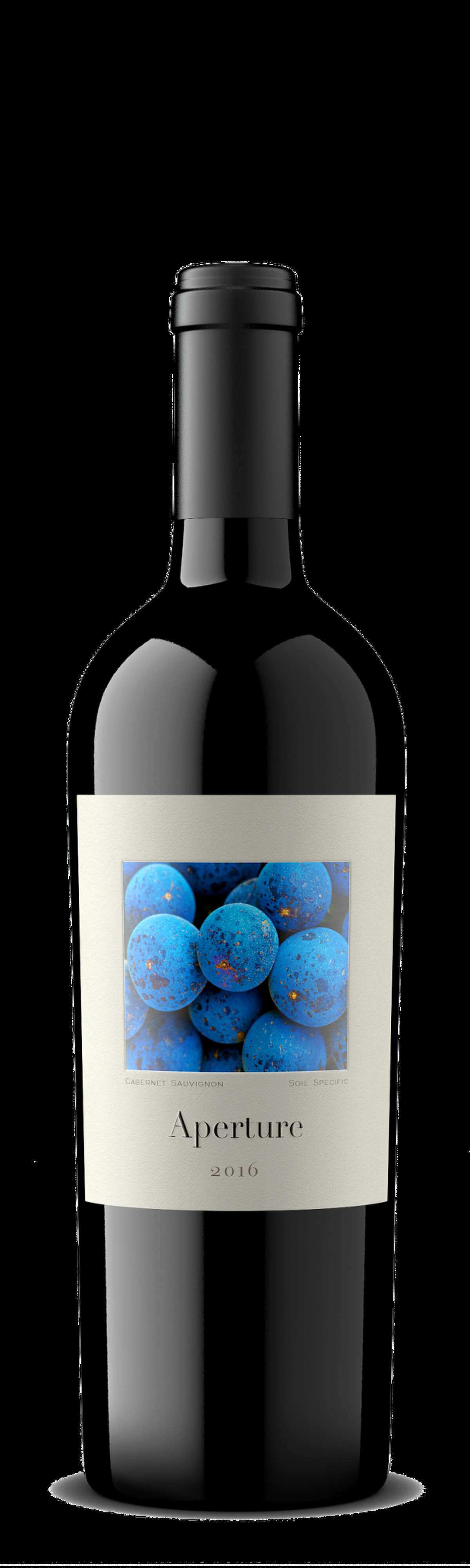 Aperture Crane's venture into the food and beverage business includes Aperture, a winery in California. Pictured: Aperture Cabernet Sauvignon.