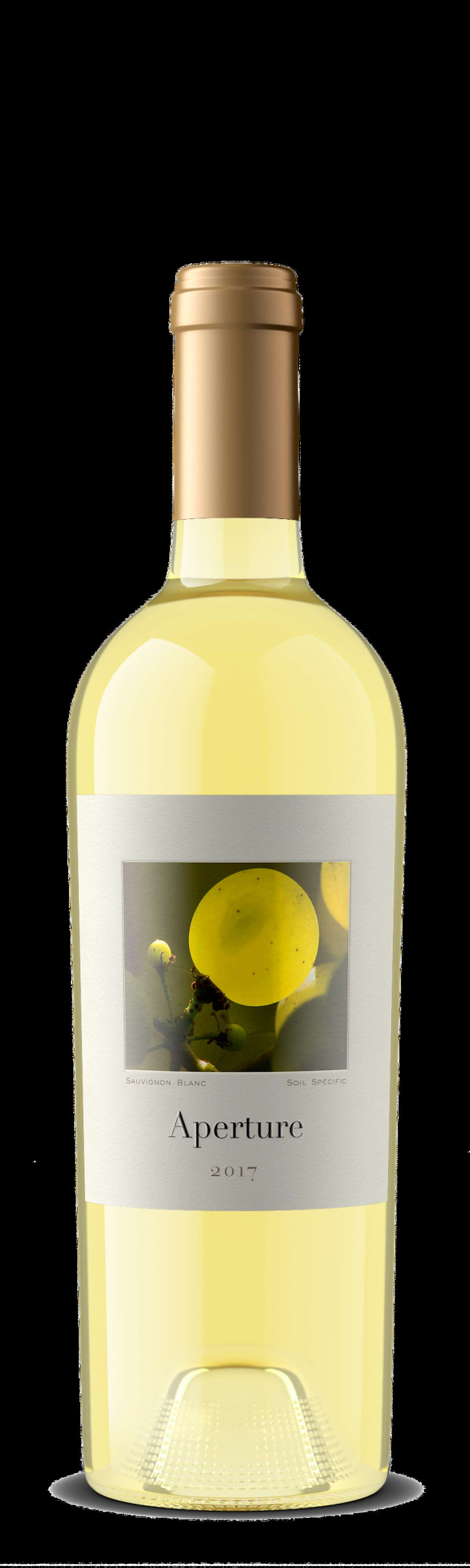 Aperture Crane's venture into the food and beverage business includes Aperture, a winery in California. Pictured: Aperture Sauvignon Blanc.
