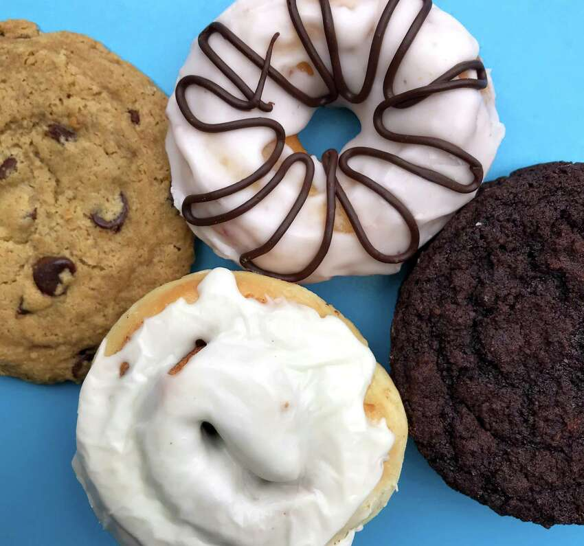 Miss Chickpea's Bakeshopwill be at the SA Donut Fest.