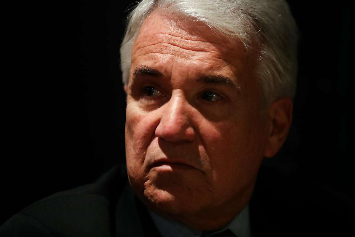 District Attorney George Gascon in San Francisco on May 9, 2016.