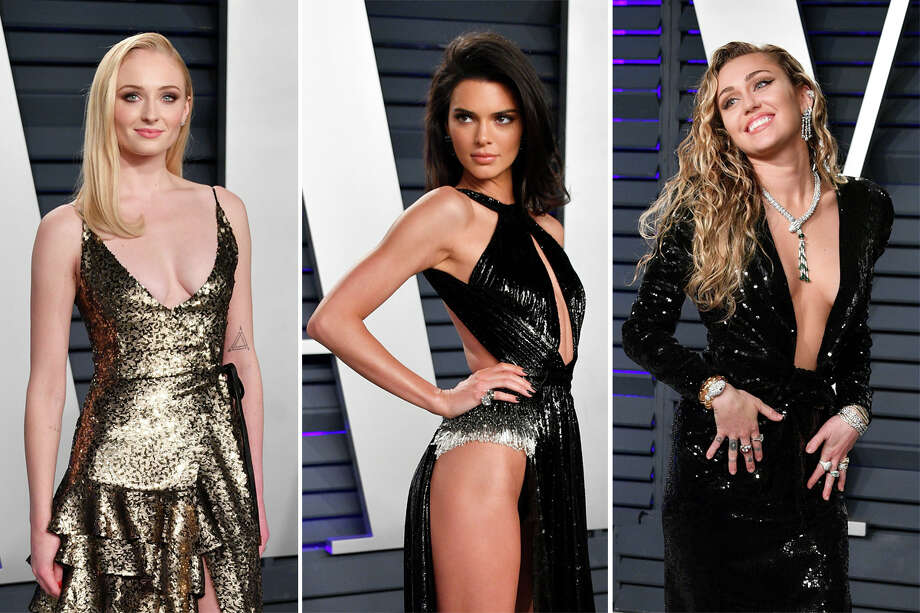 After the festivities were over, celebrities flocked to the Vanity Fair Oscar party in Beverly Hills. >> Click through the gallery to see Sunday night'sstar-studded arrivals to the Vanity Fair party. Photo: Houston Chronicle