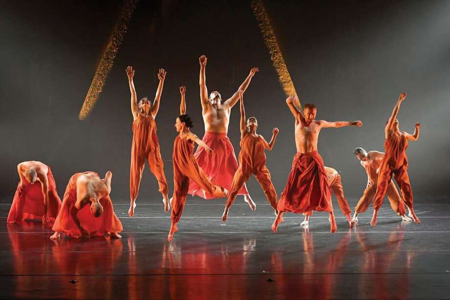Koresh Dance Company returns to the J on March 9 to perform Inner Sun, which features the stunning choreography of Artistic Director Roni Koresh. Photo: Photo Courtesy OfEvelyn Rubens
