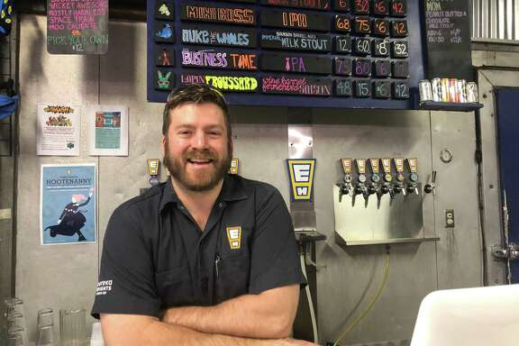 Casey Motes is one of six co-founders of the Eureka Heights Brewing Company. Located in the Heights at 941 W. 18th St., Eureka Heights brews a variety of draught beers and soon will be canning three types of beers for stores across the Houston area. It also has a welcoming taproom that hosts a range of activities.