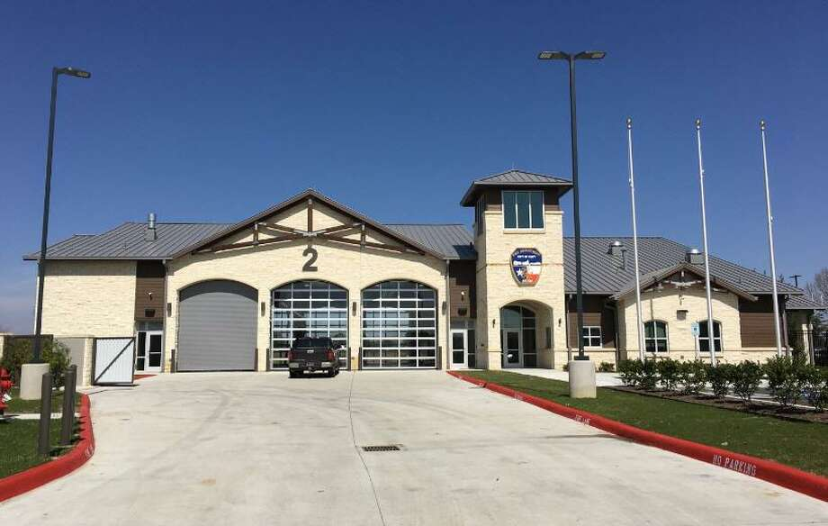 The City of Katy is planning a March 2 grand opening ceremony for Katy Fire Department Station No. 2 at 25420 Bell Patna Drive. The ceremony will begin at 10:30 a.m. Photo: Karen Zurawski / Karen Zurawski