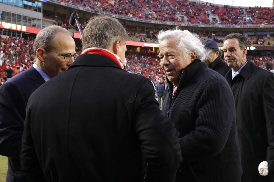 Authorities: Robert Kraft visited parlor for sex on day of