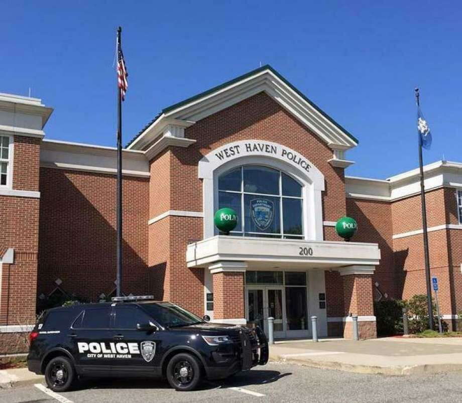 West Haven Police Department Photo: West Haven Police / West Haven Police Department