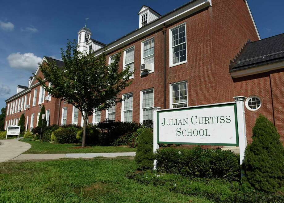 Julian Curtiss School in Greenwich, Conn., photographed on Tuesday, Sept. 4, 2018. Photo: Tyler Sizemore / Hearst Connecticut Media / Greenwich Time
