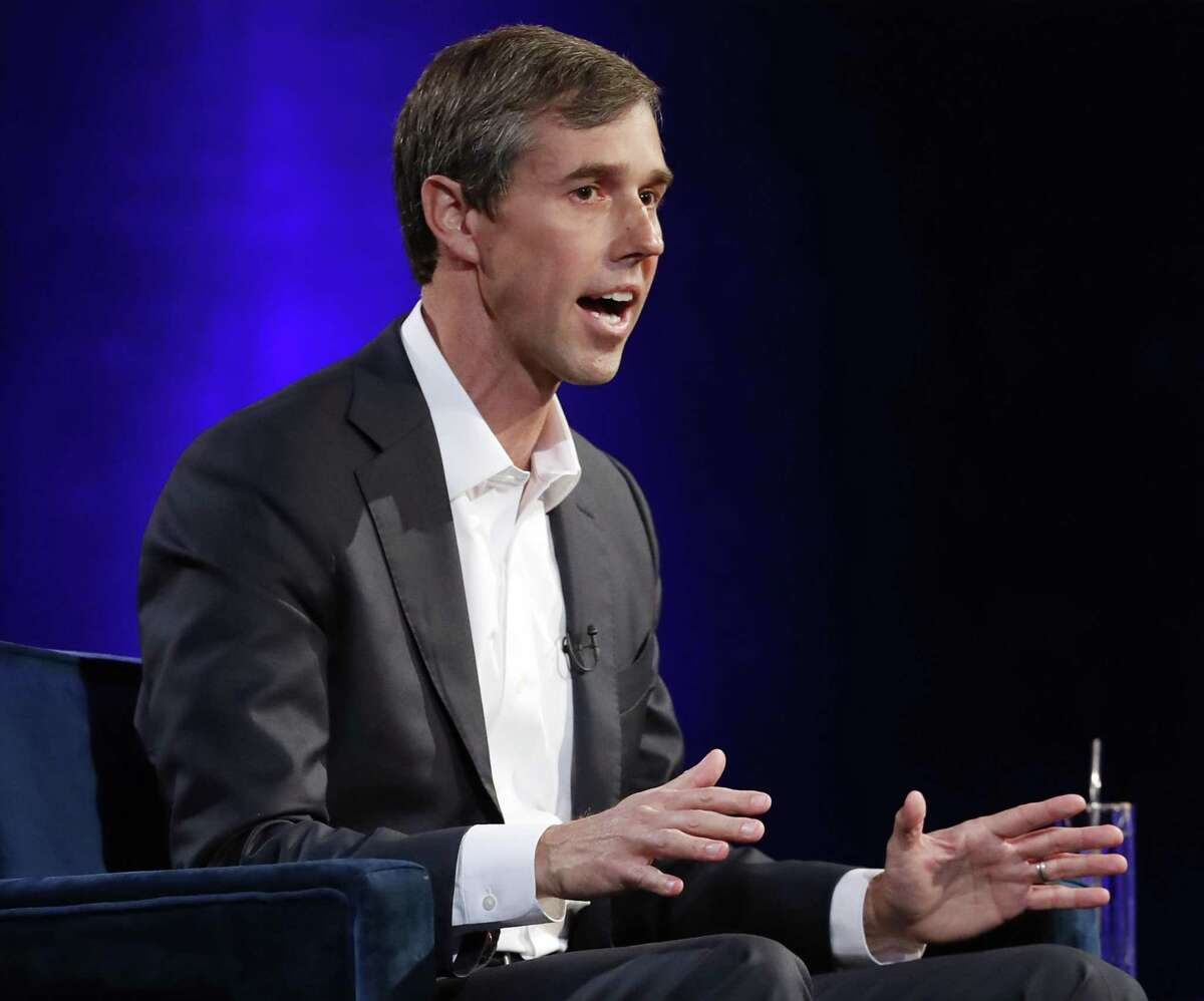 Beto O'Rourke and his wife, Amy, now know what they want to do, but aren't saying yet. >>>See which Democrats have thrown their hat into the ring in the photos that follow...