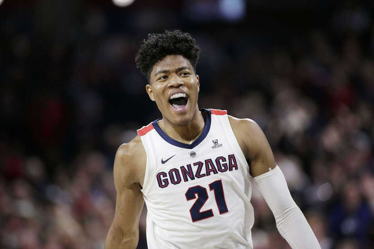 2. Gonzaga NCAA Tournament seed: 1 Region: West NCAA title odds: 5 to 1