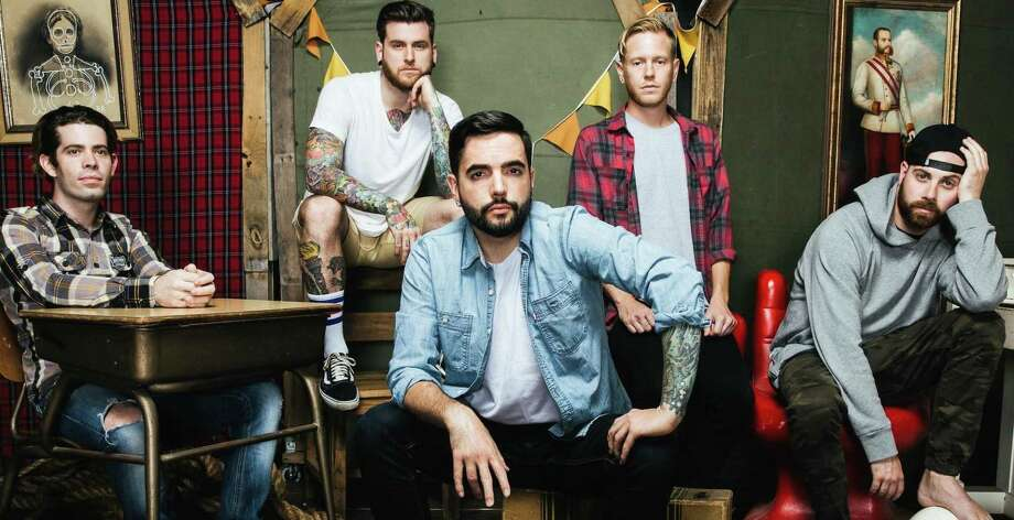 A Day to Remember will play the Tobin Center in June. Photo: A Day To Remember