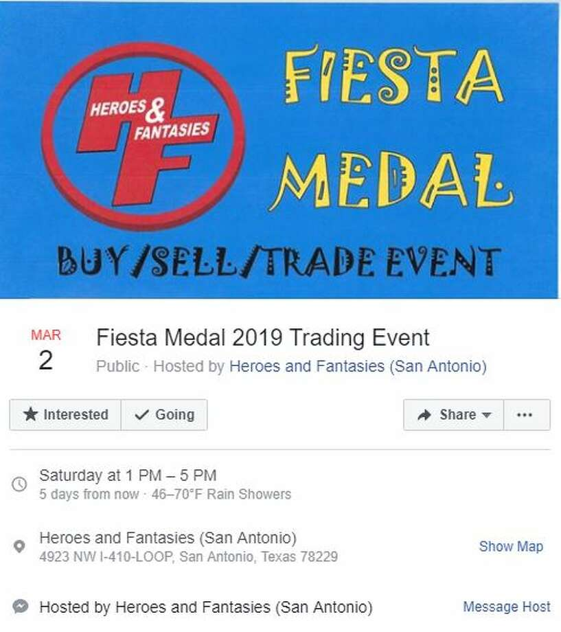 Fiesta Medal 2019 Trading Event