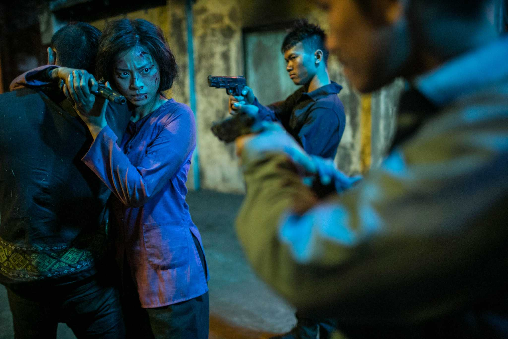 Vietnamese action film 'Furie' a swift kick in the face