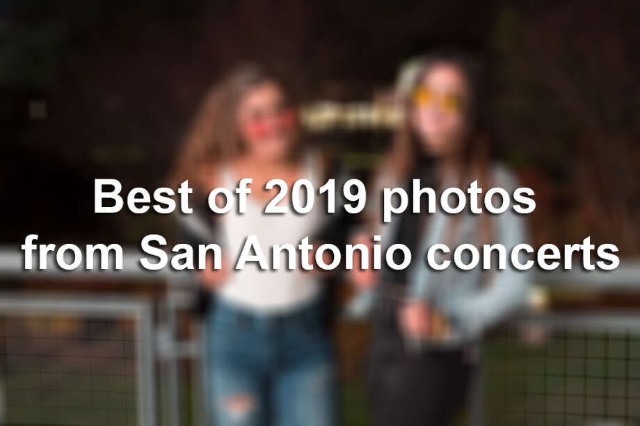Click through the slideshow to see the best scenes from San Antonio concerts in 2018: Photo: B. Kay Ritcher For MySA.com